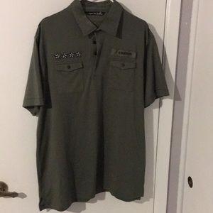 Travis mathew golf shirts